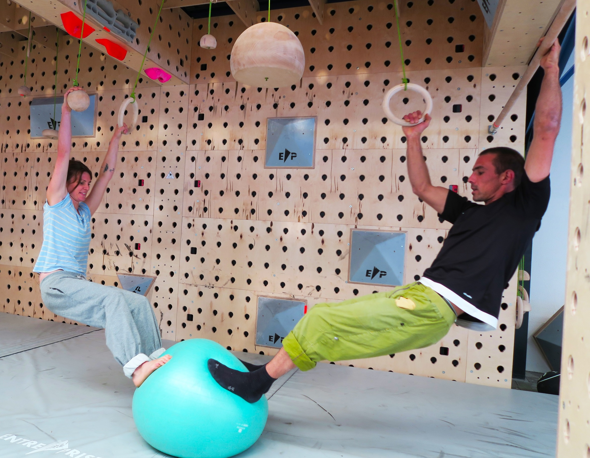 Monkey Space Fun Training